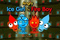 Angry Icegirl y Fireboy