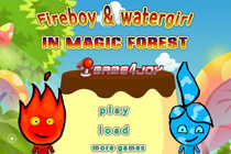 Fireboy & Watergirl in Magic Forest