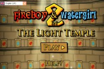Fuego y Agua 2 - The Light Temple