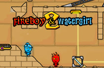 Fireboy & Watergirl 2 - The Light Temple