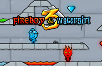 Fireboy & Watergirl 3 - The Ice Temple