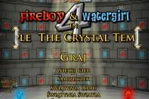 Fireboy & Watergirl 4 - The Crystal Temple