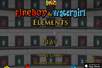 Fireboy & Watergirl 5 - Elements