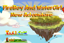 Fireboy and Watergirl New Adventure